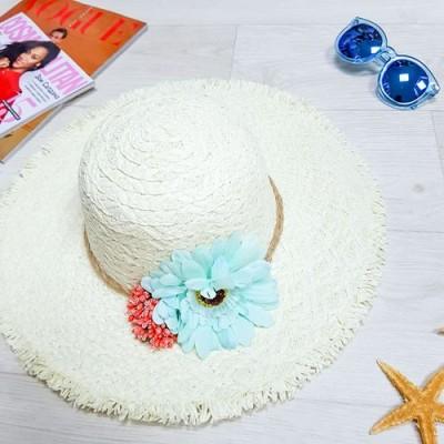 Пляжные шляпы с широкими полями