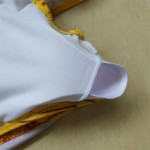 Фото Купальник раздельный, бандо, плавки слип  130-146