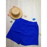 Фото Шорты мужские пляжные синие 159-01-1