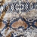 """Фото Боди """"змеиный принт"""" на длинный рукав 170-05"""