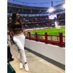 Фото Купальник бикини с шортиками чёрный 173-05