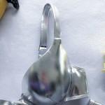 Фото Купальник бикини серебро 147-15