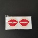 Фото Наклейки на грудь поцелуй 412-02-6
