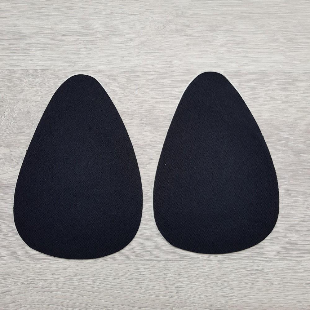 Фото Наклейка-поддержка для груди чёрная 419-10-1