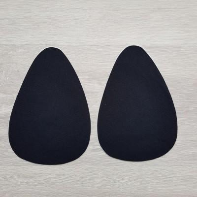 Наклейка-поддержка для груди чёрная 419-10-1