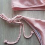 Фото Купальник раздельный  розовый 149-11-3