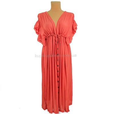 Пляжное длинное платье 405-51-1